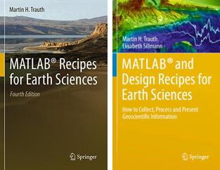 January 2017 – MATLAB Recipes for Earth Sciences
